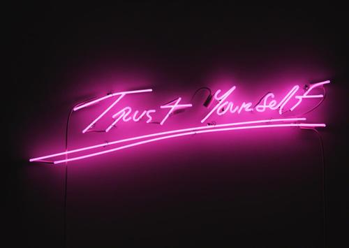 Trust yourself neon light via murraymitchell pics i like trust yourself neon light via murraymitchell solutioingenieria Choice Image