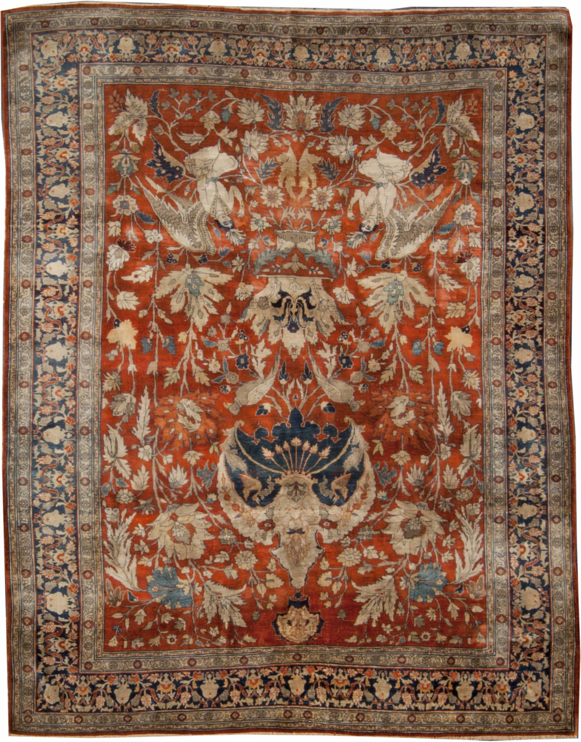 Tabriz Rugs Cool Rugs Rugs On Carpet Tabriz Rug