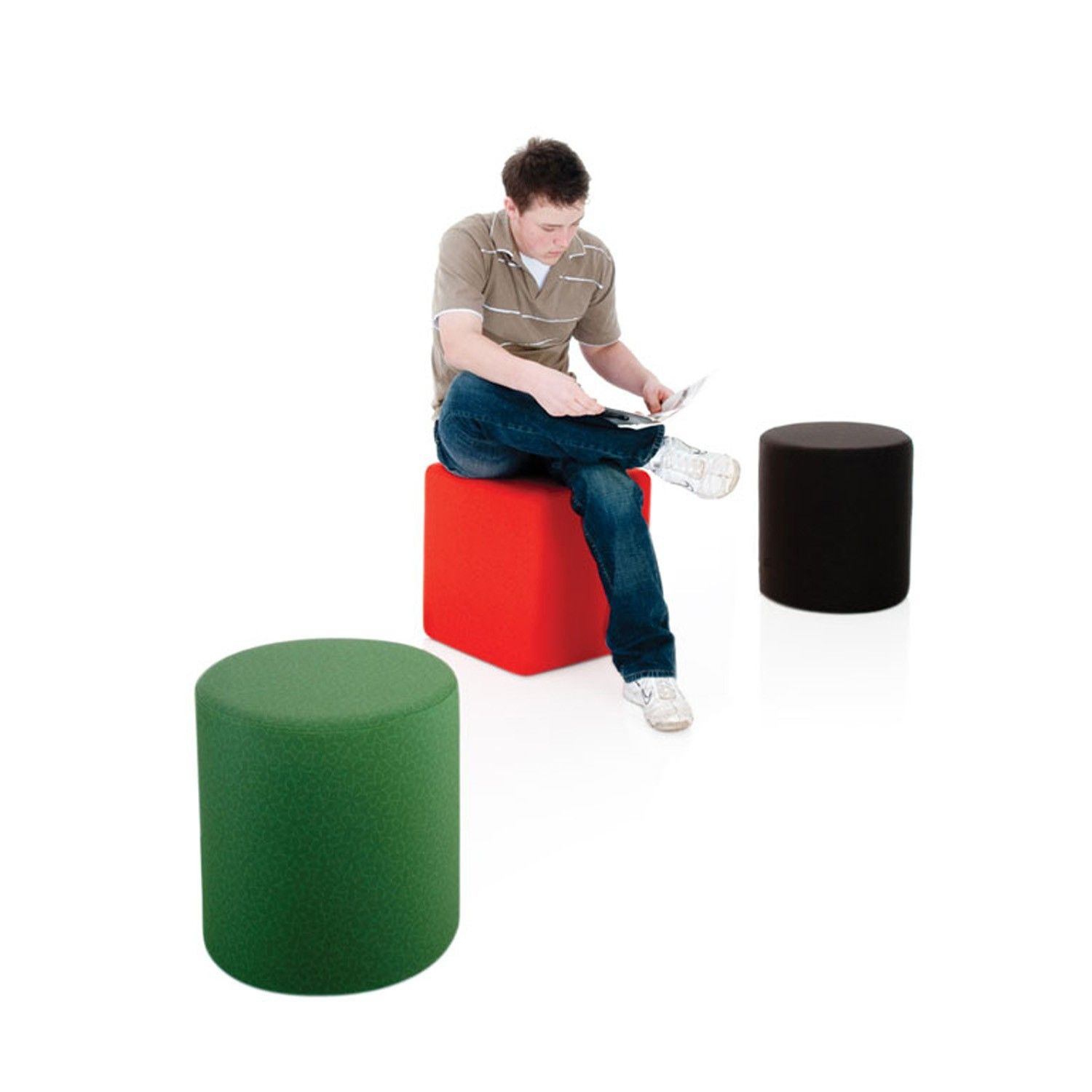 Hm51 Stools And Bench Seating Is A Collection Of Simple