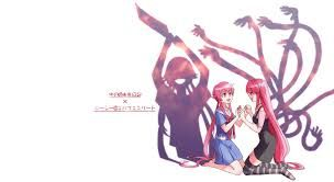 Image result for elfen lied lucy