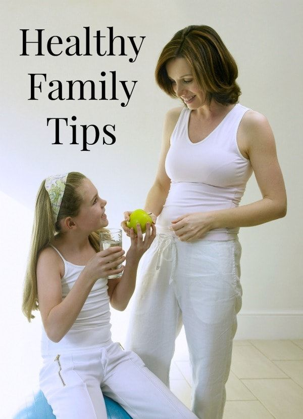 These healthy family tips are perfect for busy moms. #healthy #healthyrecipes #healthyeating #fitnes...