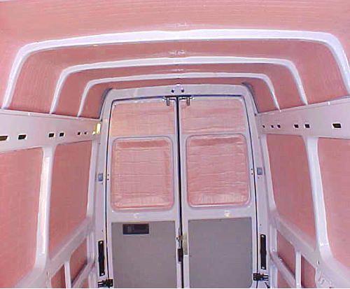 Custom Promaster Van Insulation Kit Promaster Van Custom