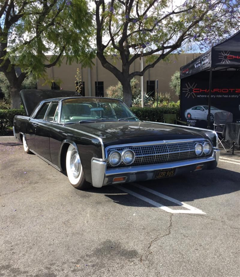 1963 Lincoln Continental by samurai. Click to view more photos and ...