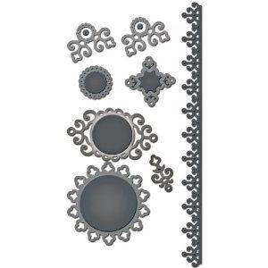 Spellbinders Shapeabilities: Ironwork Accents