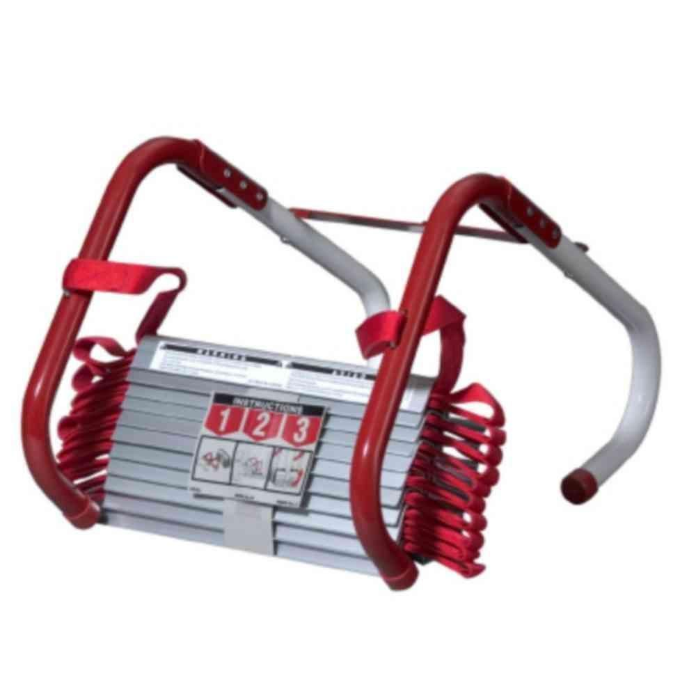 Best Portable Emergency Fire Escape Ladder Rope Metal Life Home 400 x 300
