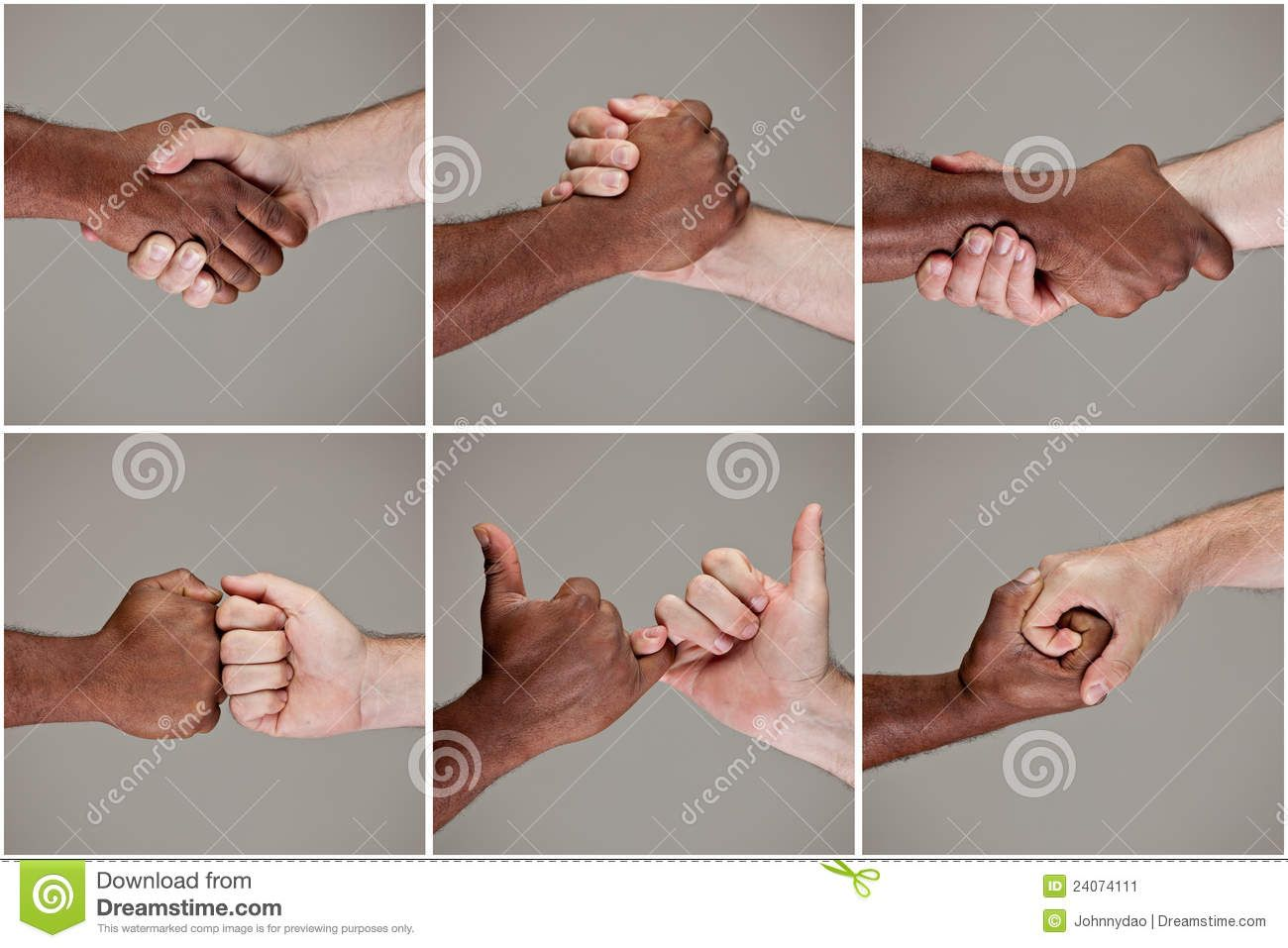 Image result for different handshakes We are family
