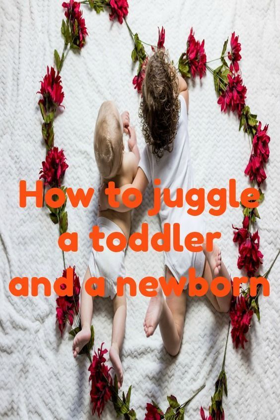 Tips which will be a eye-opener to you to handle both your toddler and your newborn for better bondi...