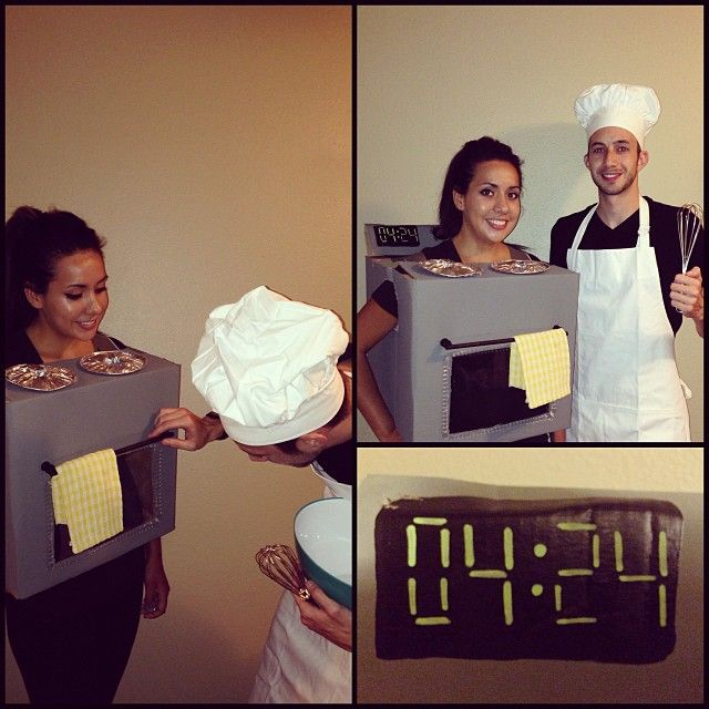 Bun in the Oven Cheap Couples Costumes Holiday Ideas Pinterest