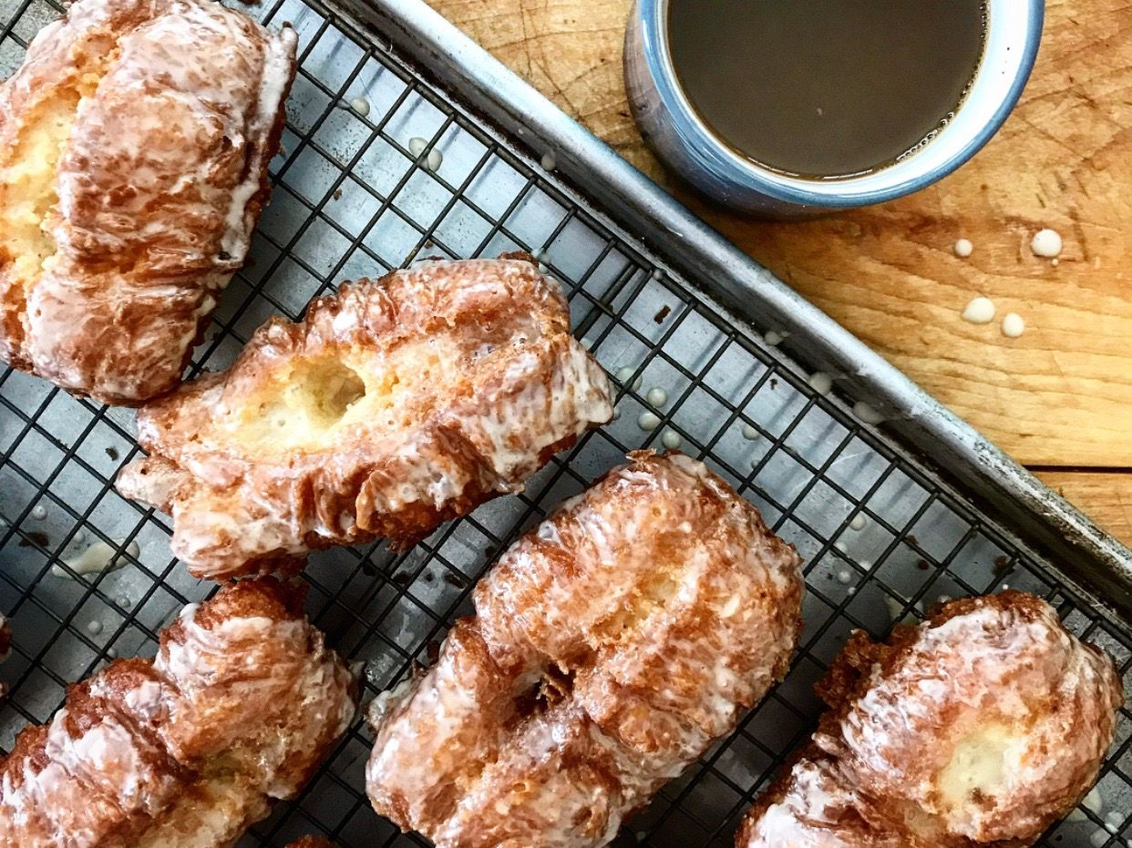 Buttermilk Bar Doughnuts Jessie Sheehan Bakes Doughnuts Recipes Buttermilk