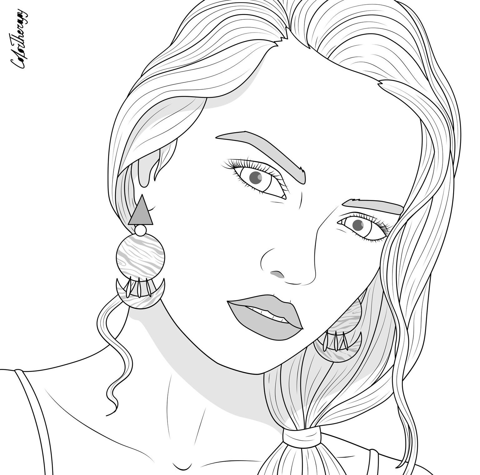 Totally Free Coloring Pages To Unwind While We Re On Social Distancing With Color Therapy App Coloring Pages Free Coloring Pages Coloring Books