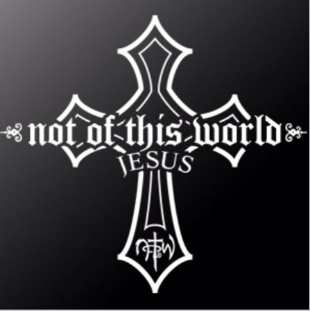 Pin By Wendy Armstrong On My Jesus Jesus Design Christian Stickers Christian Biker