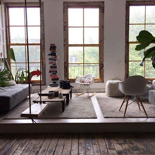 Rencontre avec une artiste à Brooklyn #lifestyle #interiordesign #livingroom #usa #artist #soon #thesocialitefamily