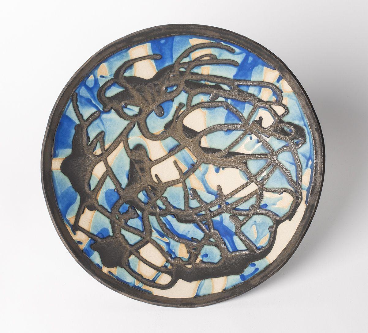 'In the Wild Wood' series, stoneware bowl #sarahseramics