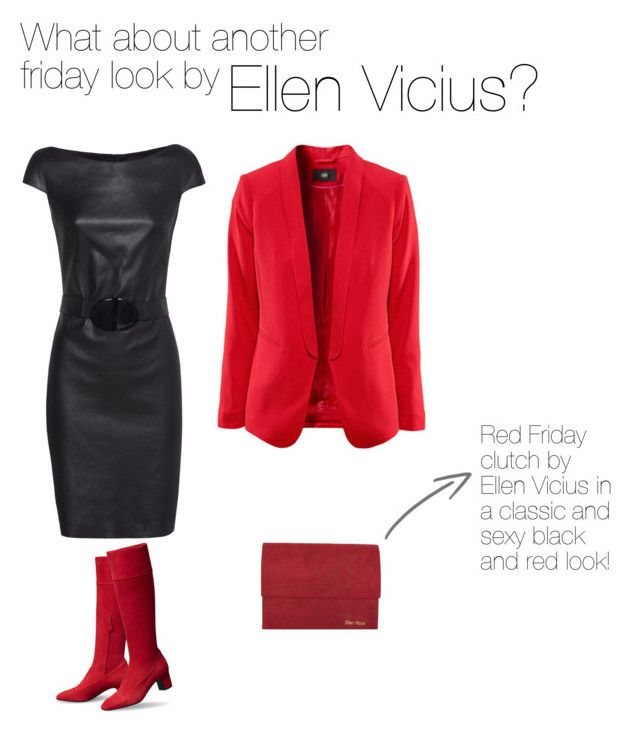 """""""What about another friday look by Ellen Vicius?"""" by ellenvicius ❤ liked on Polyvore featuring Jitrois"""
