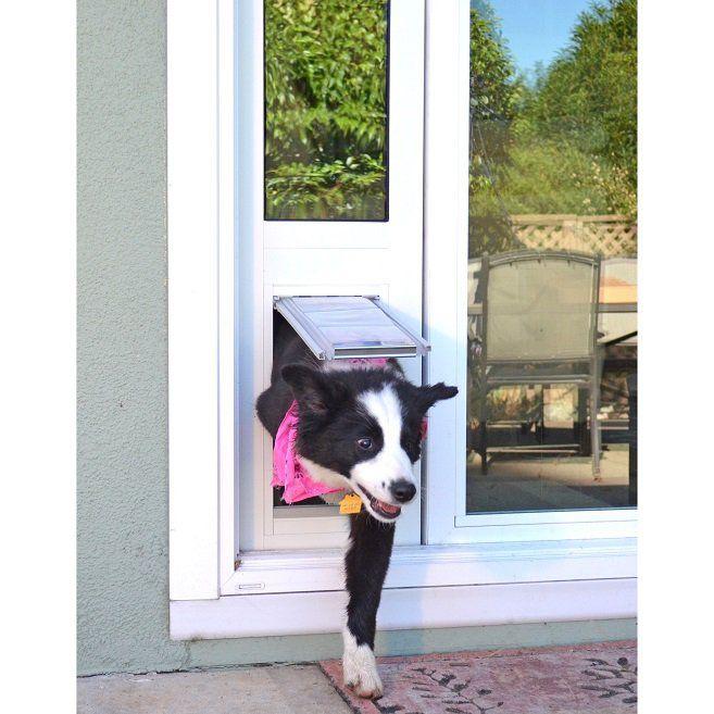 Endura Flap Pet Door For Sliding Doors Pet Door And Pup