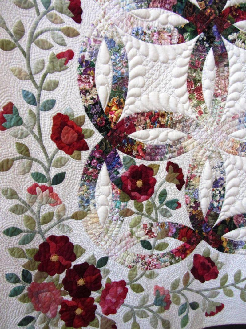 AQC Quilt Shows Colorful quilts, Applique quilt patterns