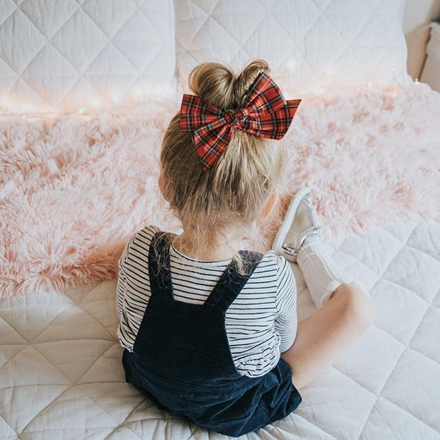 classic hair bows baby