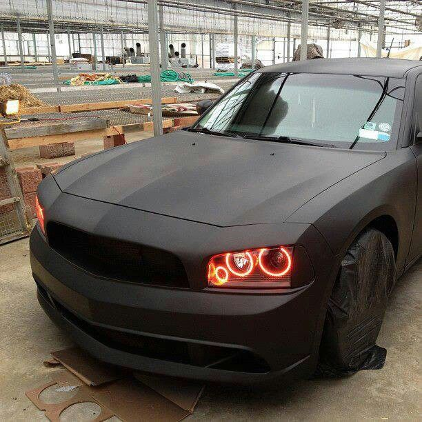 Matte Black Matte Black Cars Black Dodge Charger Dodge Charger