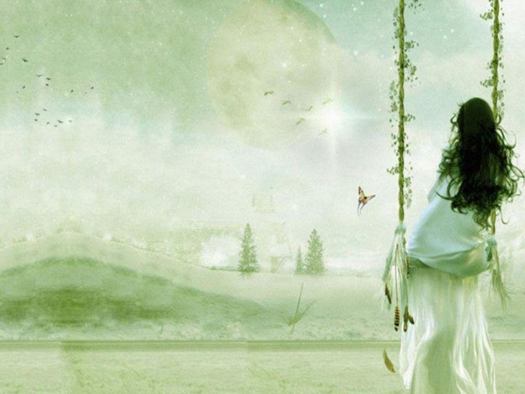 Alone Girl Latest HD Wallpapers Free Download