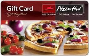 Photo of Pizza Hut $100 Giftcard