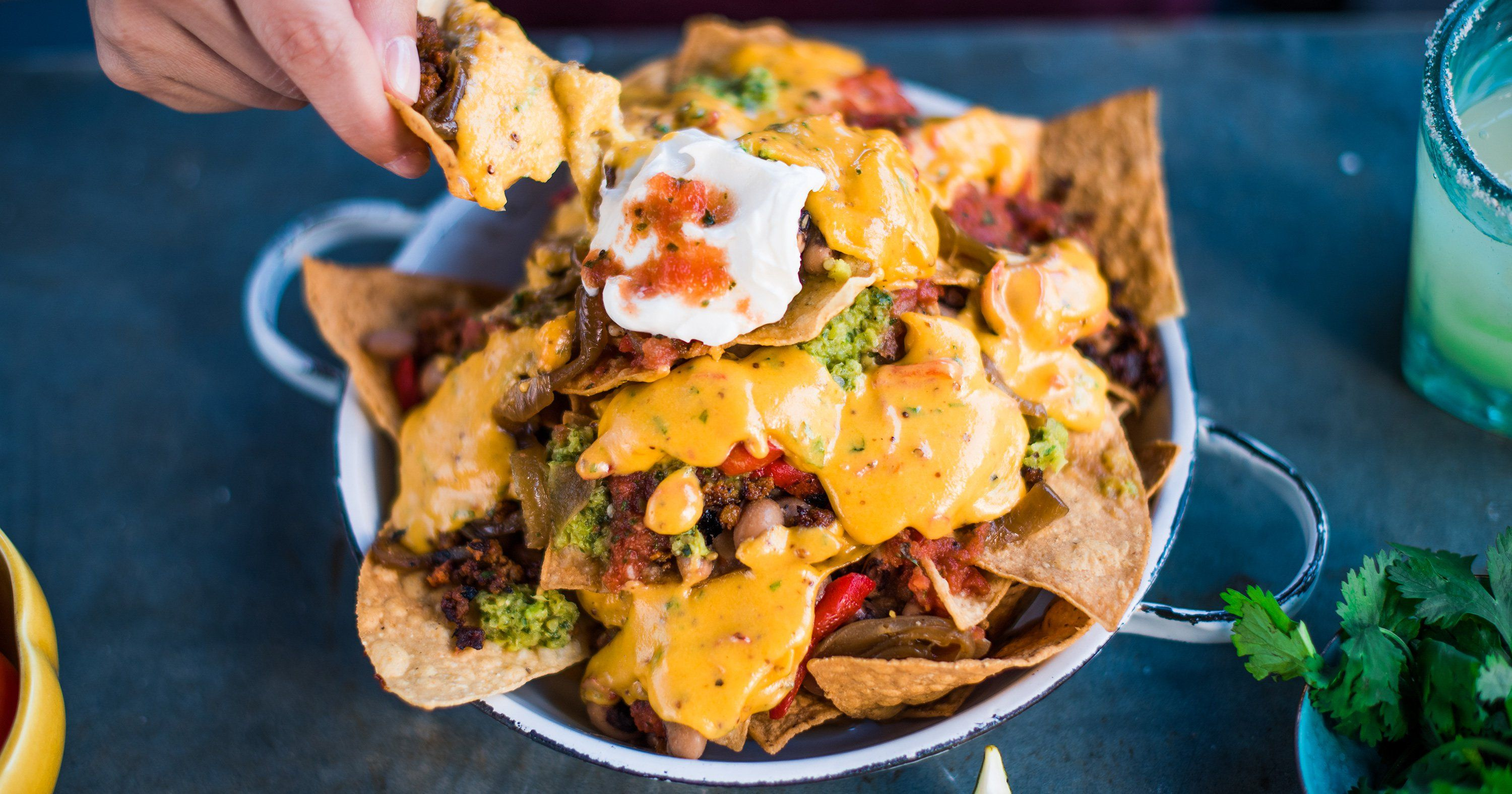 Mix Up Your Nachos This Summer