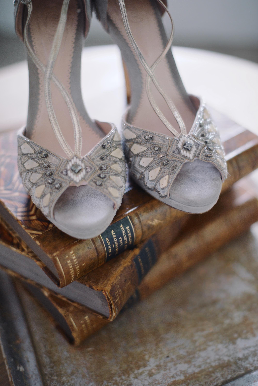 Dream Embellished Wedding Bridal Shoes Wedding Shoes Bridal