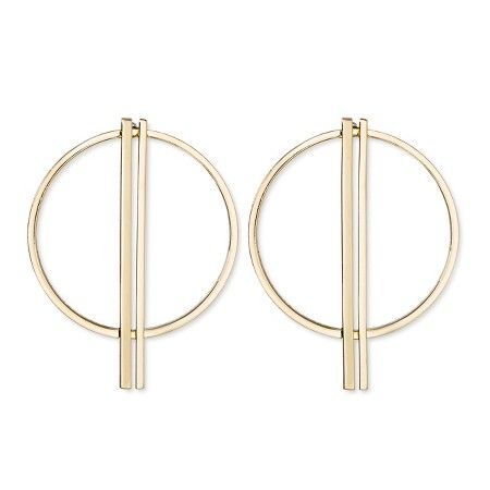 SUGARFIX by BaubleBar™ Hoop Earrings : Target | My Style