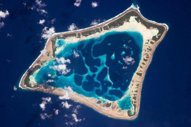 Tokelau Tokelau Atoll Island