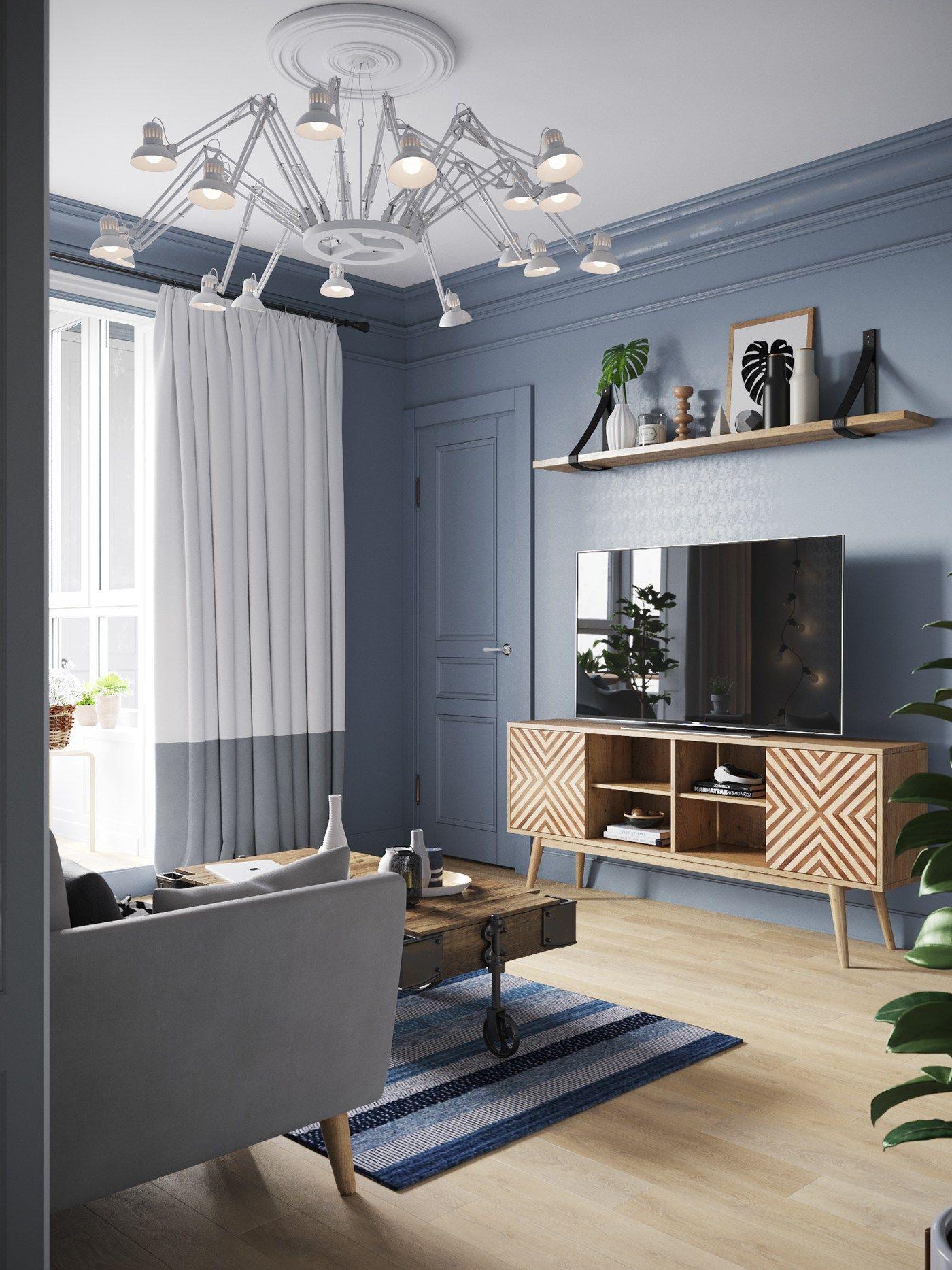 Photo of Esprit scandinave à St Petersbourg – PLANETE DECO a homes world