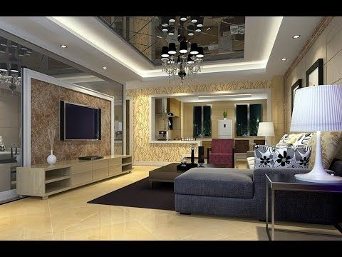 modern tv cabinet wall units furniture designs ideas for living room youtube - Modern Tv Wall Design
