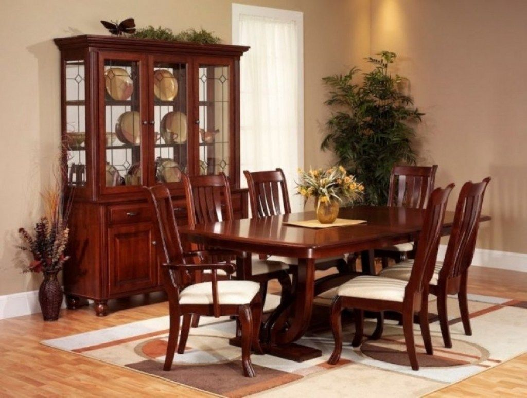 30 Beautiful Photo Of Cherry Dining Room Janicereyesphotography Com Dining Room Furniture Sets Dining Room Sets Wood Dining Room Set