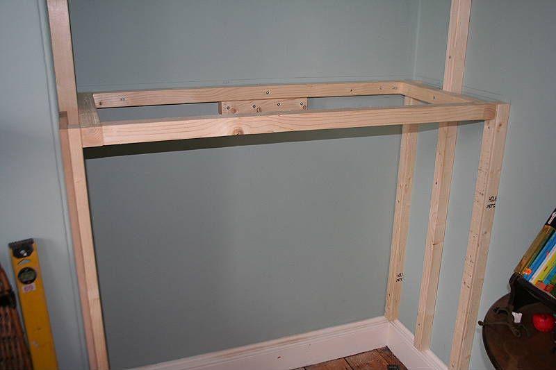 Alcove Cupboard Plans Diy Pinterest Alcove Cupboards