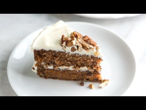 Incredibly Moist And Easy Carrot Cake Recipe Desserts