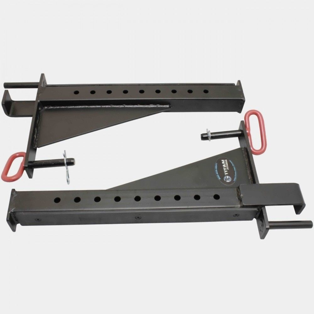 T3 series dip attachment bars for 2x3 hd power rack