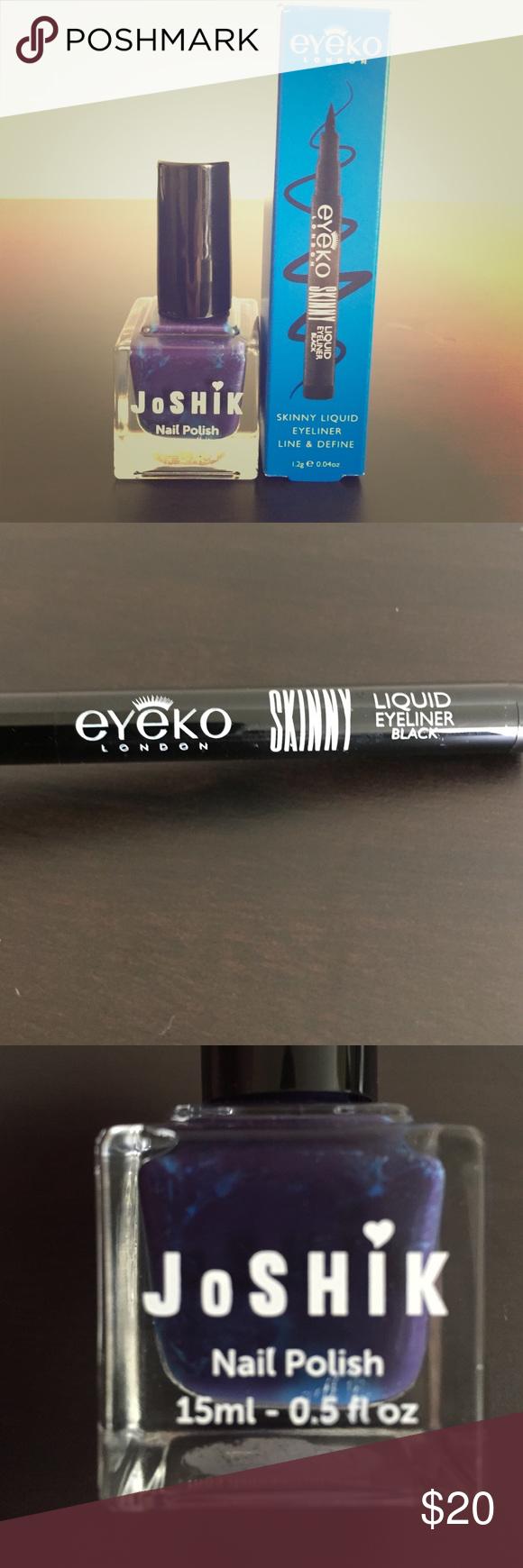 Brand new!! Beauty bundle! NWT | Eyeliner, Polish and Nails