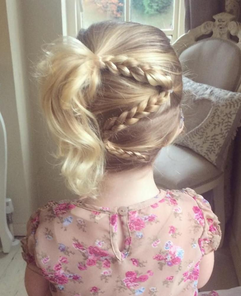 Braids for kids u splendid braid styles for girls in