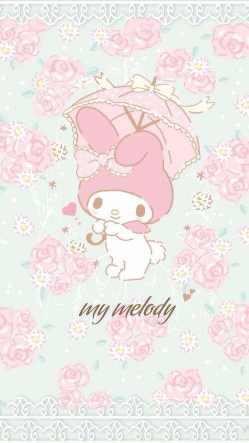 176508ef My Melody My Melody Wallpaper, Sanrio Wallpaper, Pink Wallpaper,