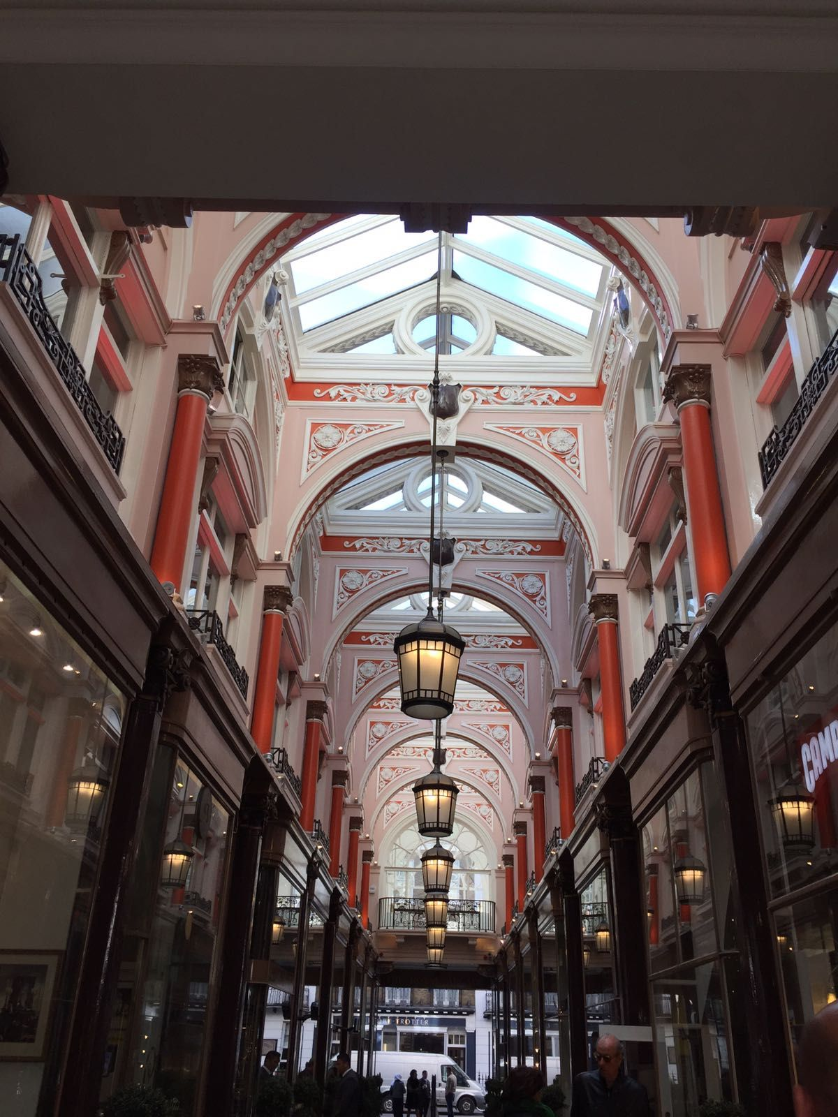 The Royal Arcade Shops In London Is Located On 12 Albemarle Street And 28 Old Bond Street It Is Grade Ii Listed Albemarle Bond Street London
