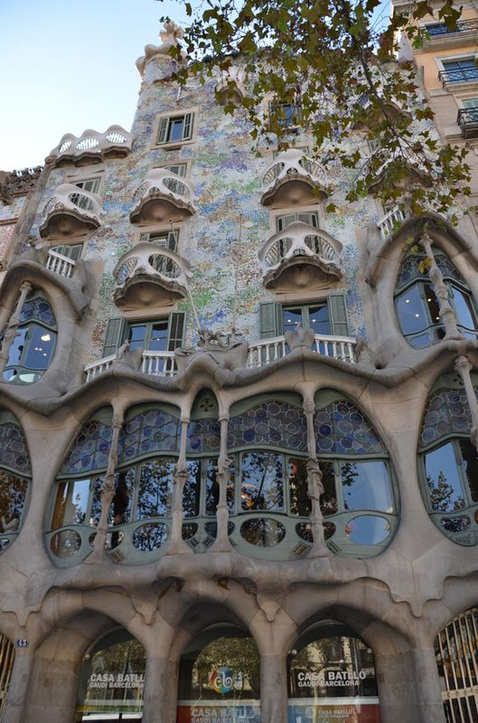 Casa batllo most amazing building in barcelona for Arquitectura y diseno barcelona