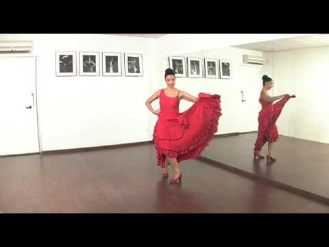 Curso Aprende A Bailar Sevillanas Con Pilar Astola Introducción Y 1º Pasos Youtube Baile Flamenco Baile Tipos De Baile