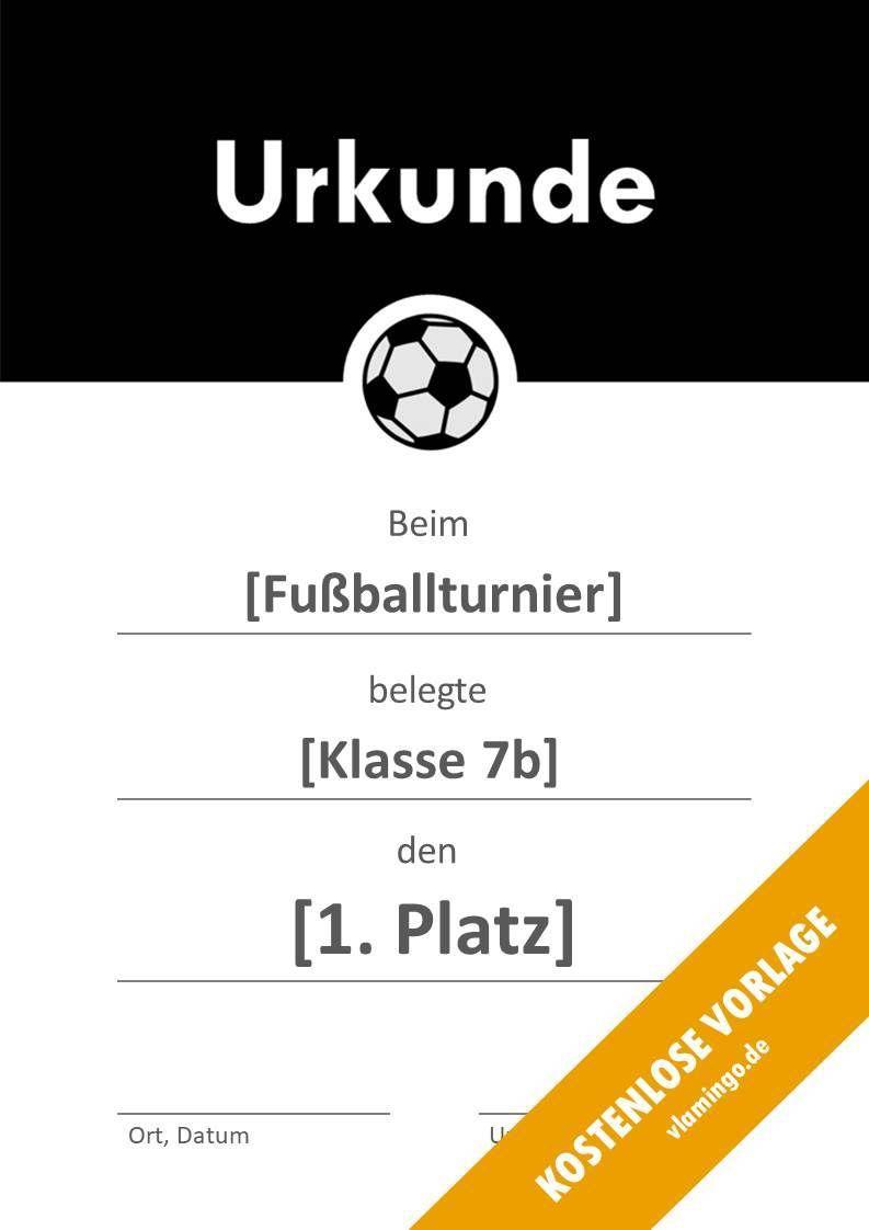 12 Kostenlose Urkunden Vorlagen Fur Fussball Turniere Vlamingo De Urkunde Homepage Vorlagen Flyer Erstellen