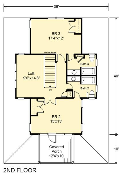 lockwood folly 3 house plans coastal house plans how