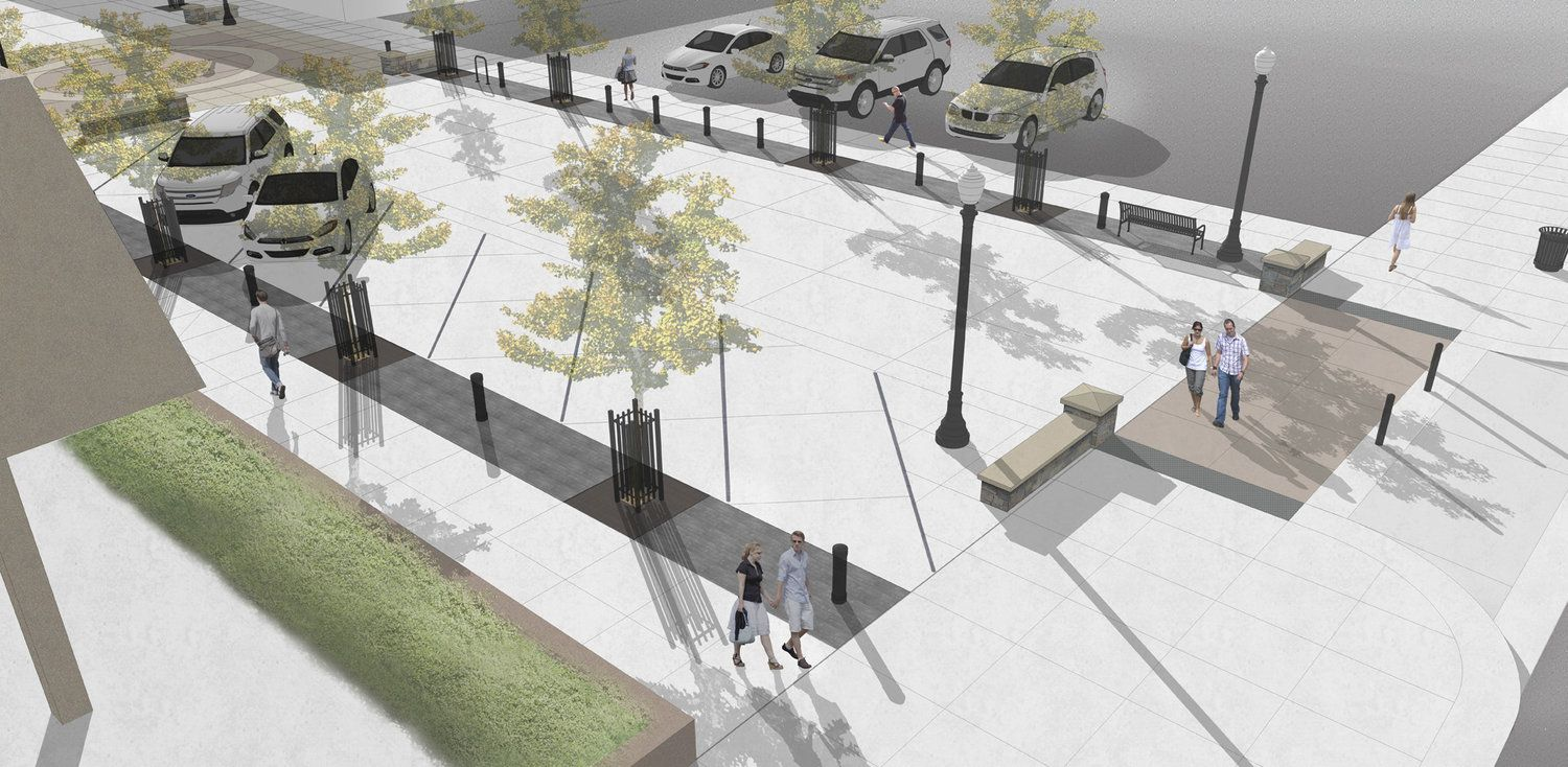 Pin by GreenWorks on Streetscapes Transportation