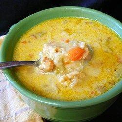 Mulligatawny Soup I #mulligatawnysoup