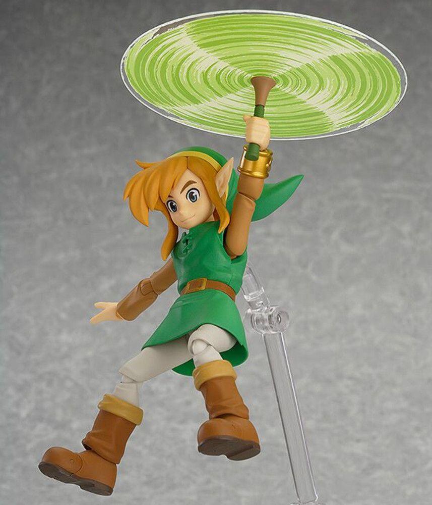 Figma 284 The Legend of Zelda Link Figure A Link Between Worlds Ver Model Toys
