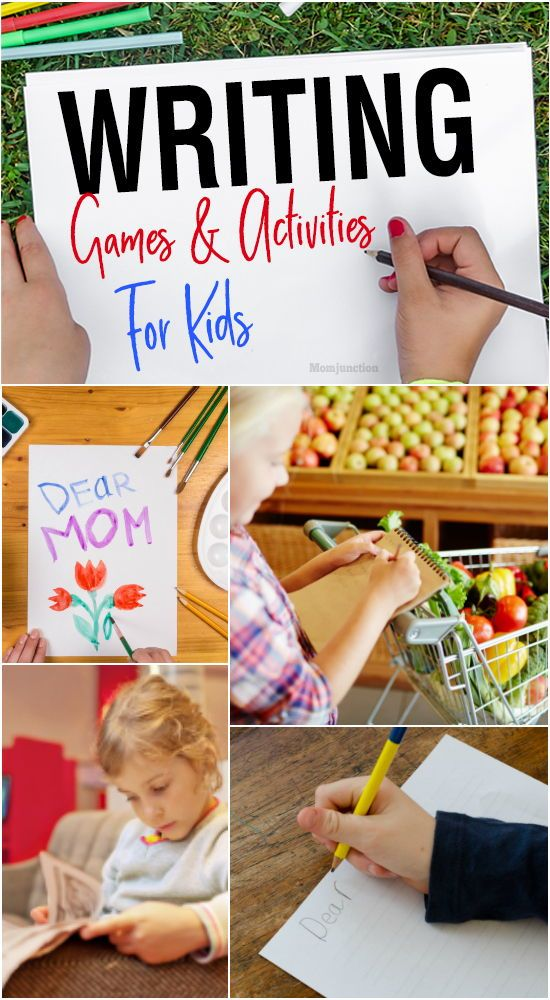15 Fun & Creative Writing Games And Activities For Kids