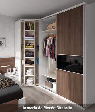 Armarios rinc n la mejor soluci n para cualquier espacio - Dormitorios juveniles pamplona ...