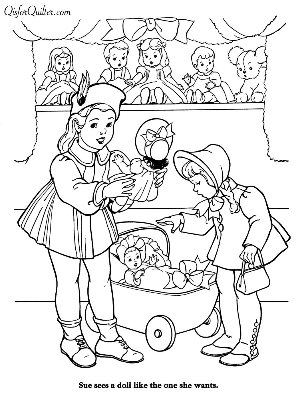 30+ Christmas in france coloring pages information