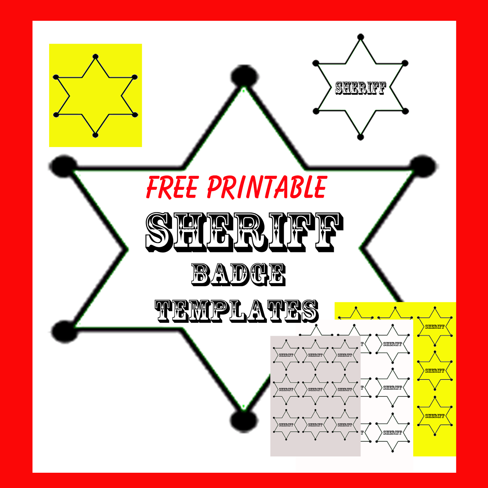 Crafts And Creations By Dancing Cowgirl Design: Free Printable