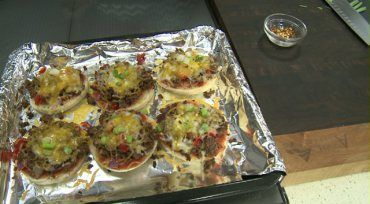 Grilled Vegetable Pitas with Tzatziki Sauce (07.17.14) | fox13now.com